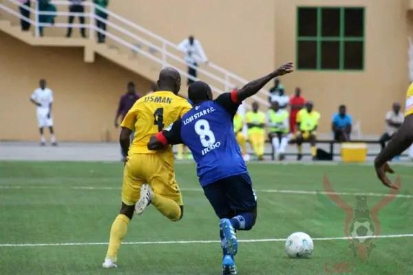 AITEO Cup: Okpotu, Eduwo Fire Lobi Stars Past Katsina United