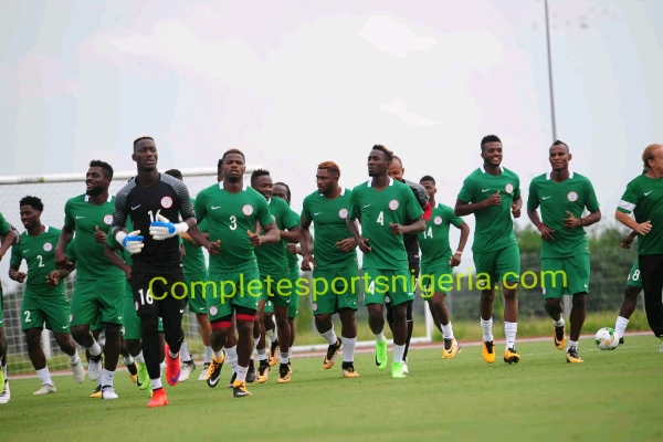 Big Match: Read What Kanu And Other Super Eagles Fans Are Saying On Twitter And Instagram About Nigeria vs Cameroon