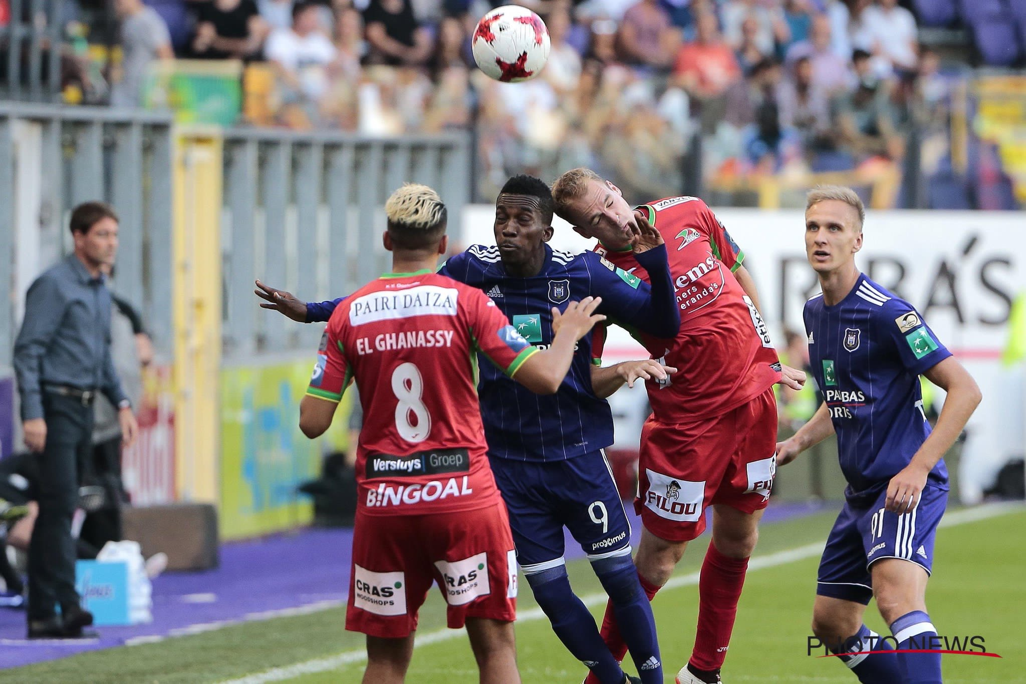 Onyekuru: How I Keep Fit At Anderlecht To Stay On Top Of My Game