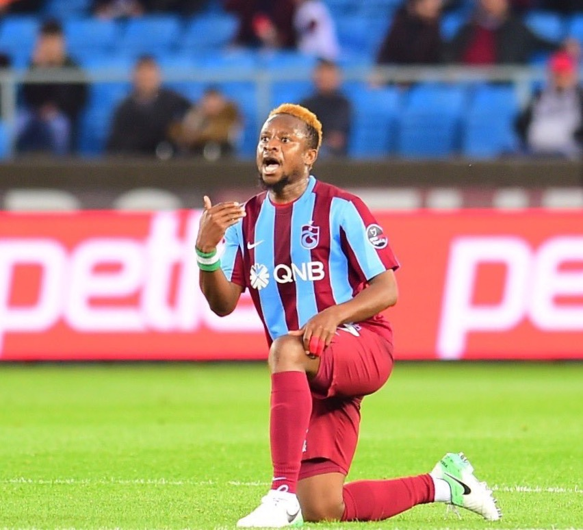 Onazi Returns For Trabzonspor, Set For Osmanlispor Clash