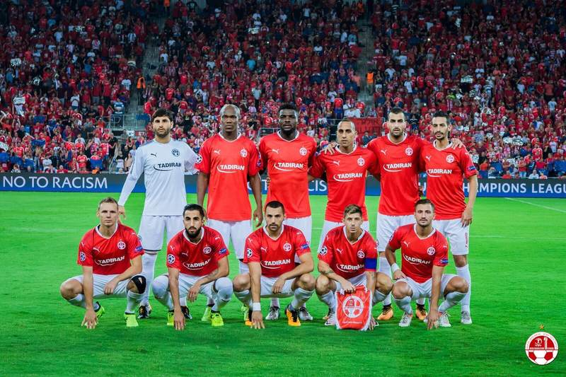 Ogu Relishes Be'er Sheva's Home Win In UCL, Focuses On Israeli League Opener