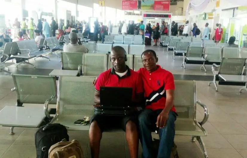 Completesportsnigeria.com Storms Uyo, Begins Live Updates On Nigeria Vs Cameroon