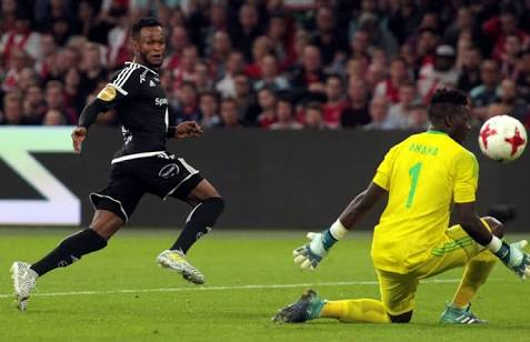 Europa: Adegbenro Scores As Rosenborg Stun Ajax; Everton, Milan Win