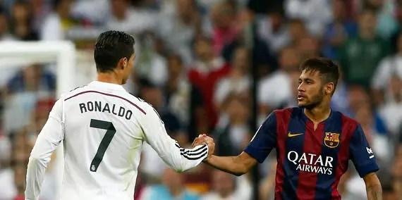 Ronaldo Warned Neymar Against PSG move