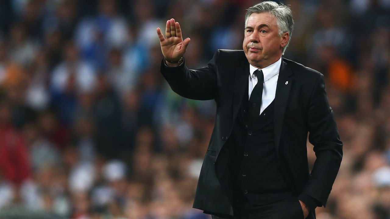 UCL Draw: Ancelotti Reckons Facing Former Team PSG Will Be 'A Beautiful Story'