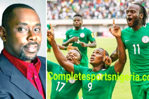 Desicon Boss Udofia Promises Eagles $20,000 For Each Goal Vs Cameroon In Yaounde