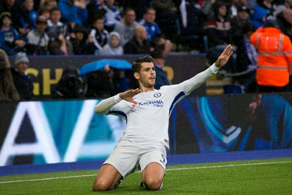 Morata: Chelsea Will Keep Fighting, To Go Atop Table