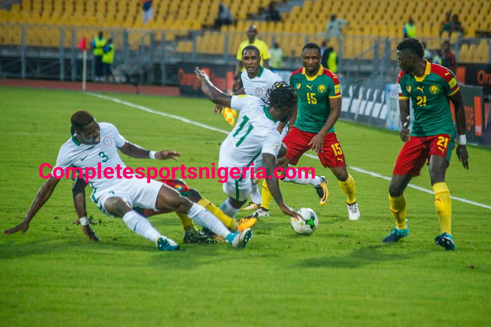 Rohr: We're Happy We Got Our Four Points Target Vs Cameroon