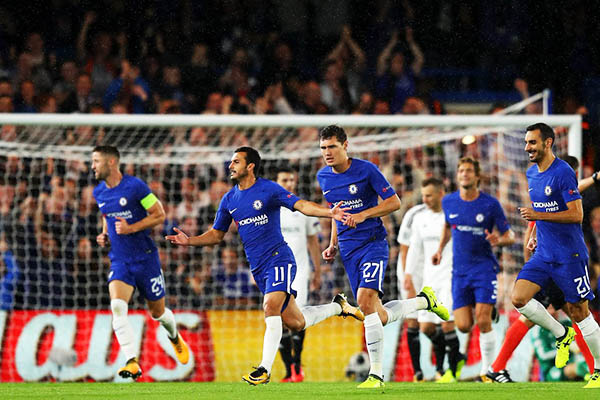 """Champions League: Benched Moses Hails Chelsea's """"Quality Performance"""" Vs Qarabag"""