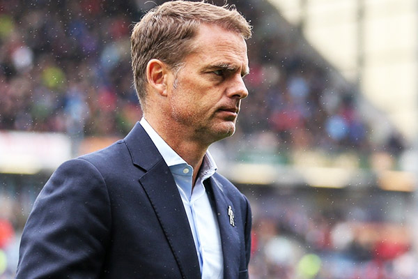 Report: Crystal Palace Sack De Boer; Line Up Hodgson As Replacement