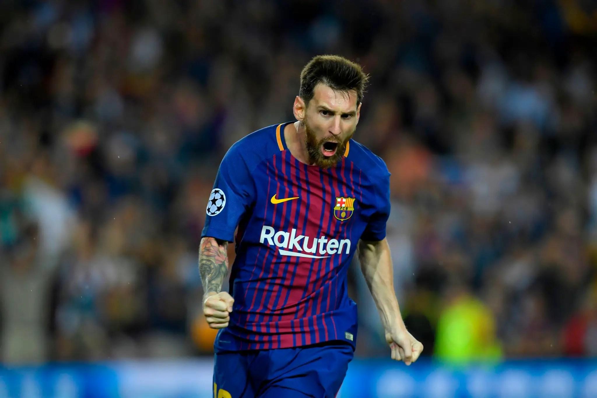 Champions League: Moses Benched In Chelsea Rout; Messi, Lukaku, Neymar Score; Onyekuru Debuts