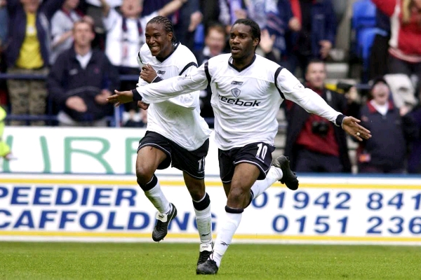 'Magician' Okocha Voted Bolton's Best Player In Last 20 Years