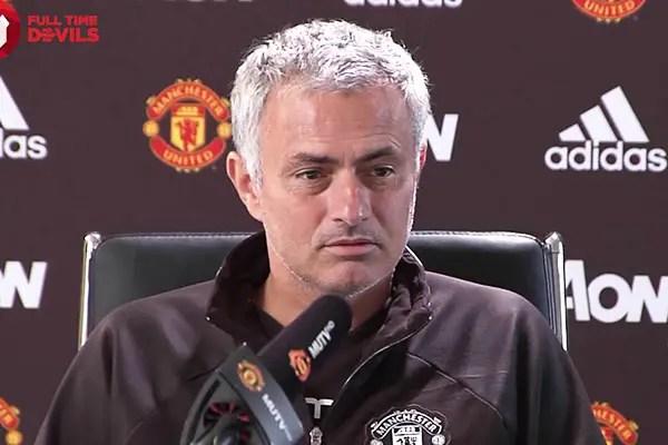 Mourinho On Man United Champions League Chances, Lindelof Debut, Fellaini