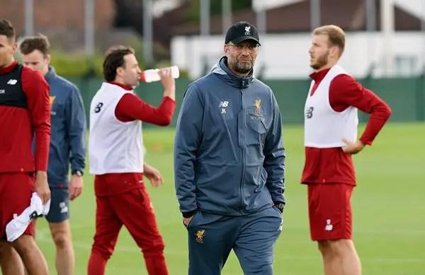 Liverpool Boss Jürgen Klopp: Burnley Draw Is Our Fault