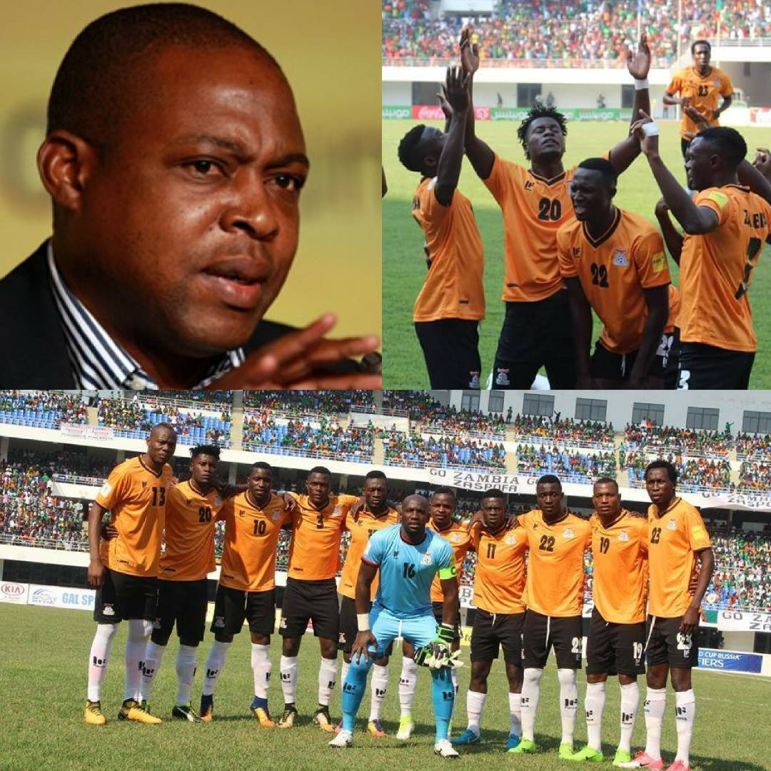 Zambia Legend Kalusha: Expect Surprises  In CAF 2018 World Cup Qualifiers