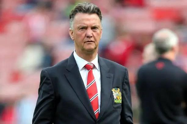 Van Gaal Blasts Man United Over 2016 Sacking