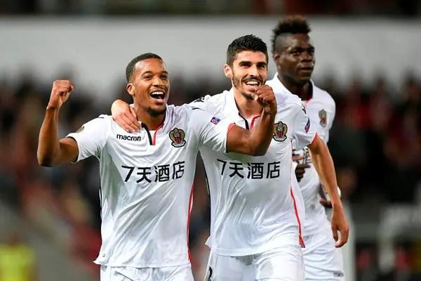 Europa League: Ogu, Nwakaeme Inspire Be'er Sheva To Victory; Balotelli's Nice, Sociedad Win