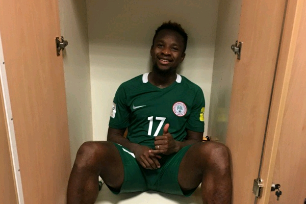 Onazi To Arrive On Monday For Nigeria Vs Zambia Clash