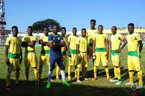 Aiteo Cup: Niger Tornadoes Reach Semi-Finals, End Plateau United's Double Dream