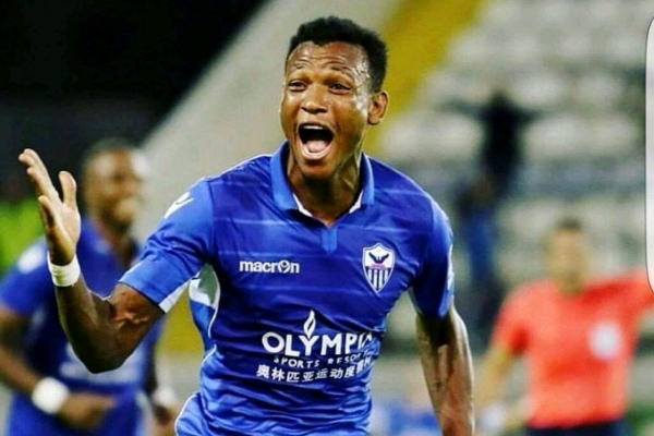 Super Eagles Star Abdullahi Excited As Anorthosis Go Atop Cypriot League