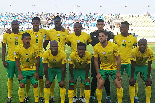 W/Cup Qualifier: Eagles 2019 AFCON Foes South Africa Lose At Home To Cape Verde