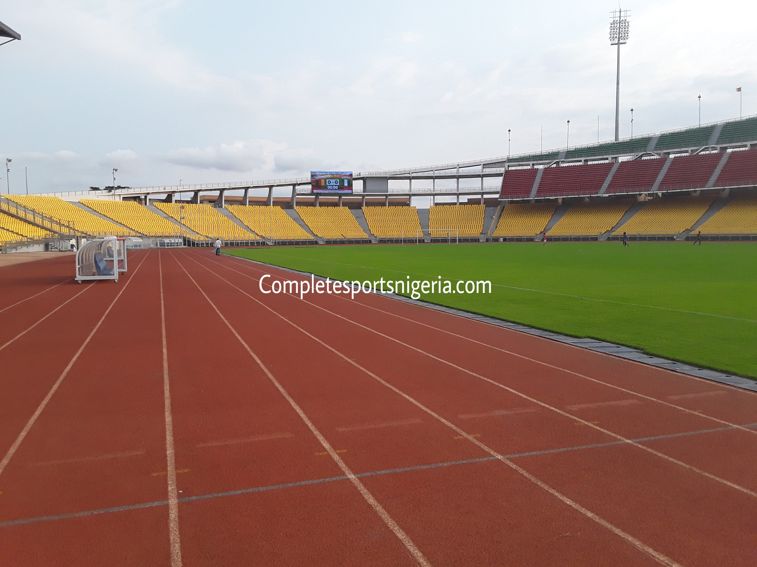 Cameroon Fans To Pay Up To N20k To Watch Super Eagles