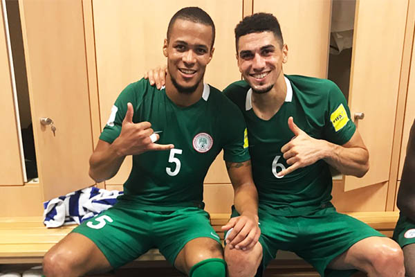 Sodje: Balogun, Ekong Need Competition In Super Eagles Defence