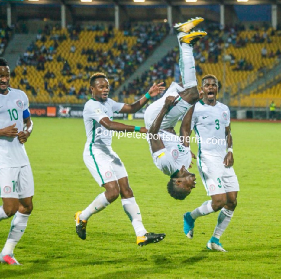 Gallant Super Eagles Held By Cameroon In Yaounde, As AFCON Champions Crash out