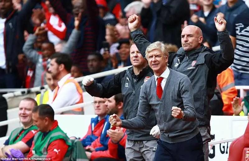 Wenger Hails Arsenal's  'Serious Performance' Vs Bournemouth, Backs Sanchez To Impress