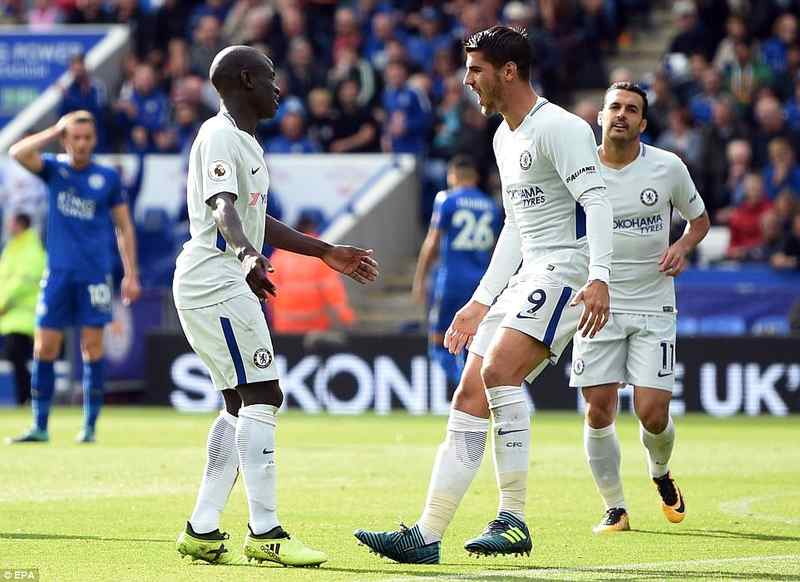 Kante: My Pleasure To Score, But No Celebration Against My Former Club