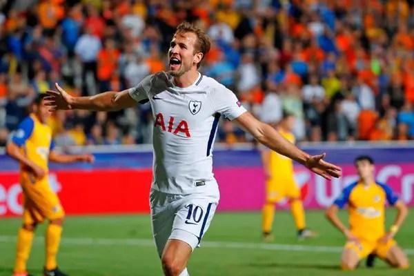 UCL: Kane Hits Hat-trick, Ronaldo, Cameroon's Aboubakar Score As Spurs, Madrid Win; Liverpool Draw