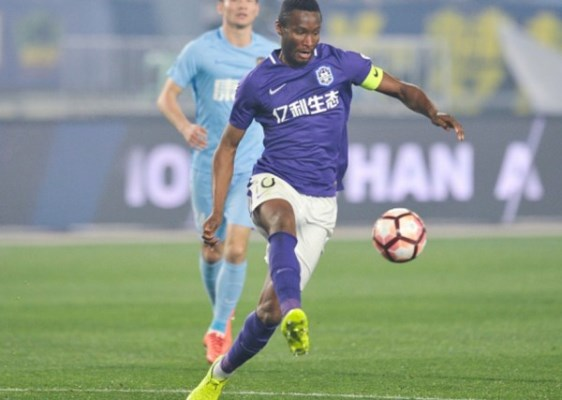 Mikel Rules Out Tianjin TEDA Exit, England Return