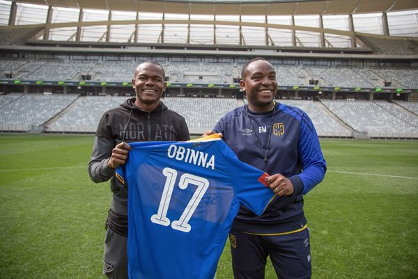 Ex-Super Eagle Nsofor To Make Cape Town City Debut This Week