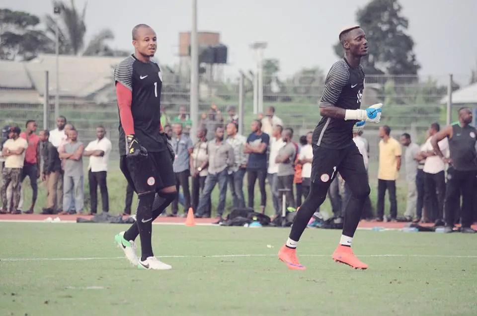 WAFU Cup: Alampasu Sends Best Wishes To Ezenwa As Nigeria confront Guinea