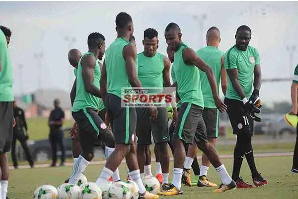 Nigeria Vs Zambia Tickets Go For N1,000, N500