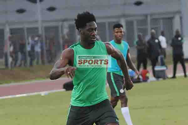 Aina: I'm Ready For My Nigeria Debut If The Chance Comes Vs Zambia