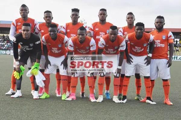 Goalkeeper Ojo Emerges Hero As Akwa United Edge Past Al Ittihad Into CAFCC Play-Offs