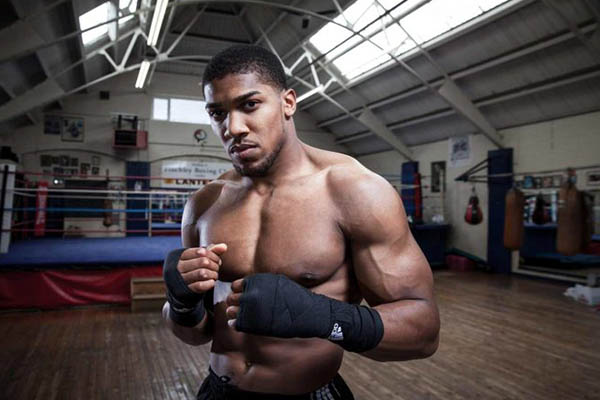 Joshua: I Can Dominate Heavyweight Division For 10 Years