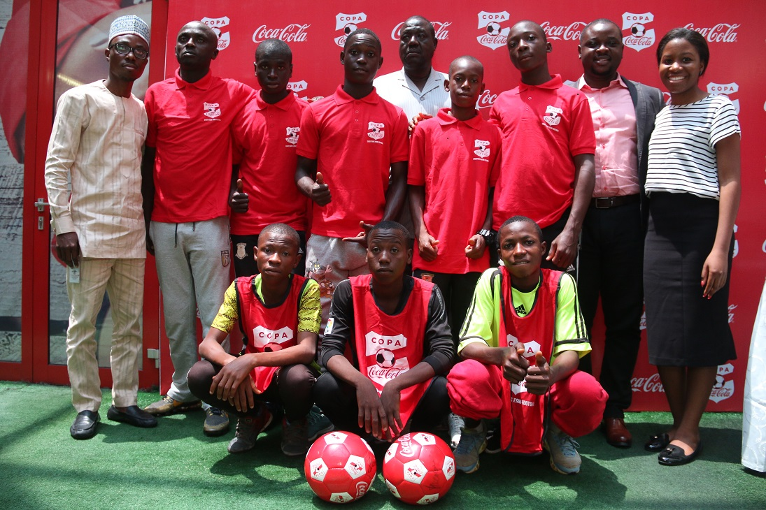 The Lucky Seven – MVPs Head To Copa Coca-Cola Global Cup Tournament In South Africa