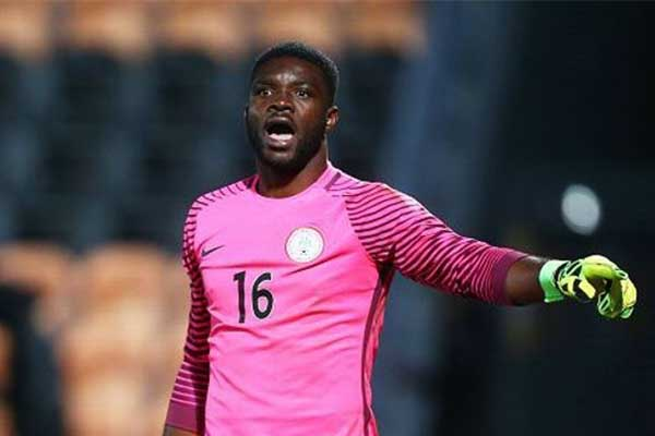 Akpeyi: Super Eagles Will Give All To Beat Zambia