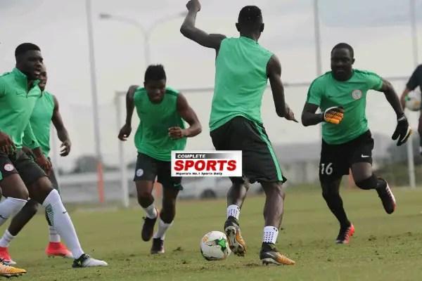 Ajiboye: Zambia Are Making Noise, Super Eagles Will Shut Them Up