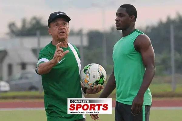 Rohr: How We'll Determine Super Eagles XI Vs Zambia