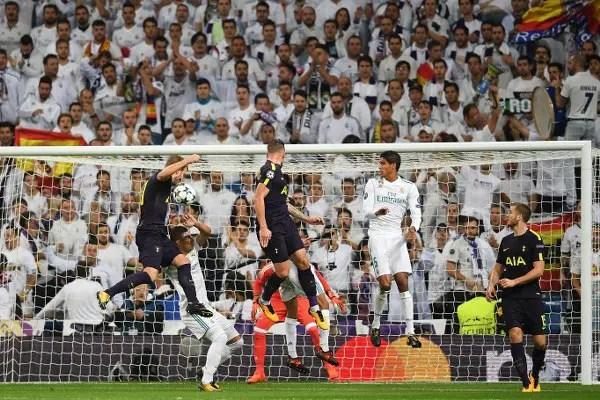 UCL: Tottenham Hold Madrid As Liverpool Destroy Maribor; City Edge Napoli