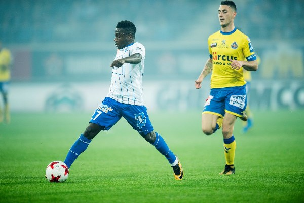 Moses Simon Open To Gent Exit, Wants EPL Move