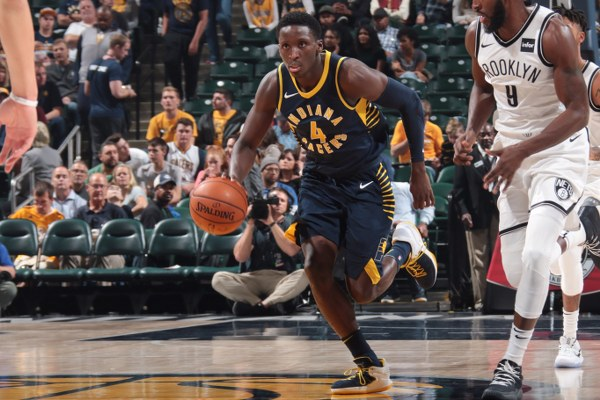 NBA: Aminu, Oladipo Win With Blazers, Pacers; Antetokounmpo On Fire
