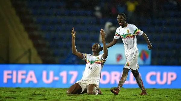 Mali Stop Ghana, Reach U-17 World Cup Semis