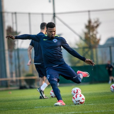 Eduok On Target As Kasimpasa Advance In Turkish Cup