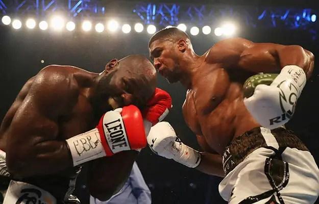 Nwakpa: Joshua Will Dominate Heavyweight Boxing For Years