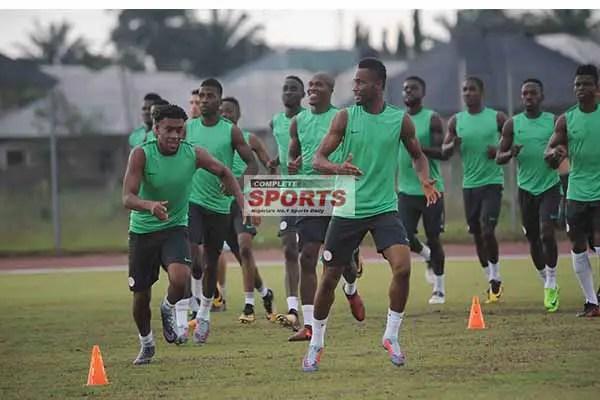 ALGERIA VS NIGERIA: 15 Super Eagles Stars Land In Rabat; Mikel, Uzoho, Akpeyi Expected