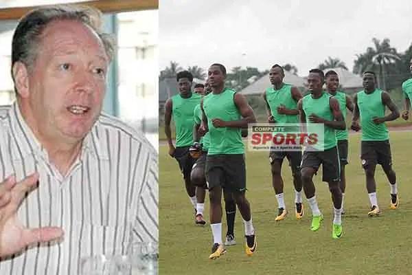 Bonfrere: Eagles More Formidable Now Under Rohr